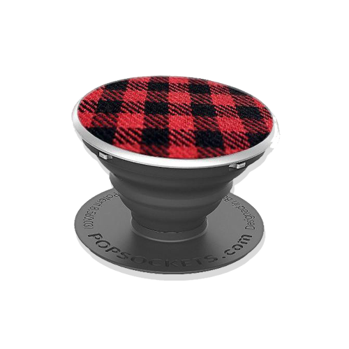 PopSockets CLASSIC CHECK RED