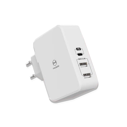MCDDO Charger Dual Port Type C