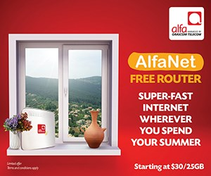 Alfa | Lebanon's first mobile network managed by Orascom